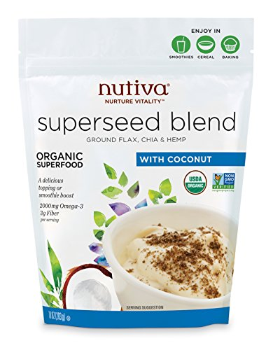 Nutiva-Organic Superseed Blend
