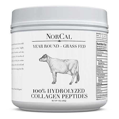 NorCal-100% Pure Hydrolyzed Collagen Peptides