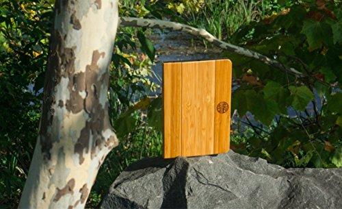 Reveal-Bamboo iPad Folio Case