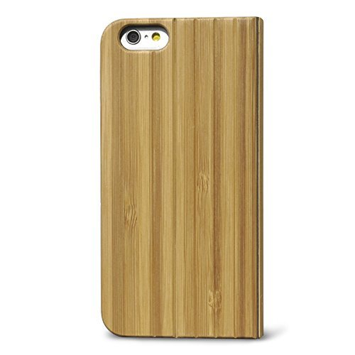Reveal-Bamboo Wood iPhone 7 / 8 Folio Case