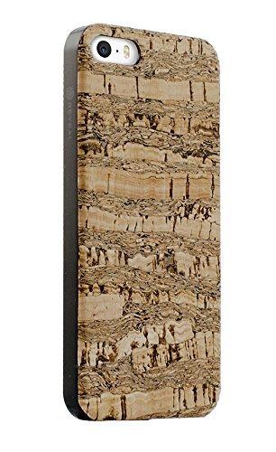 Reveal-Cork Wood iPhone SE   5   5s Case - Camouflage Cork