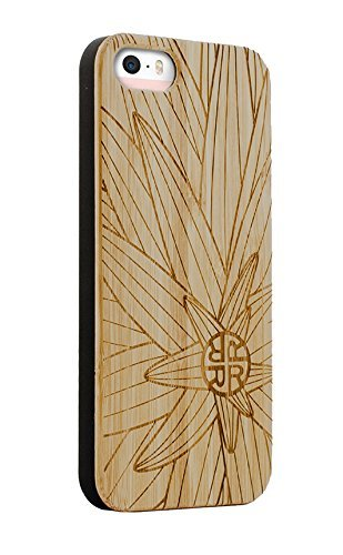 Reveal-Bamboo Wood iPhone Case