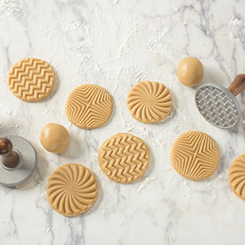 Nordic Ware-Cookies & Pies Stamps