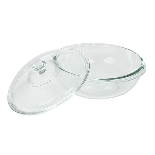 Pyrex-2-Quart Glass Bakeware Dish