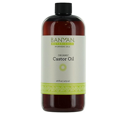 Banyan Botanicals-Certified Organic Castor Oil