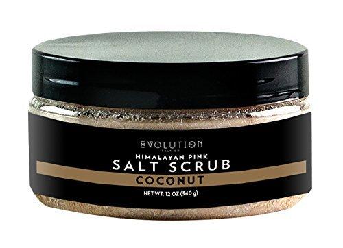 Evolution Salt-Coconut Salt Scrub