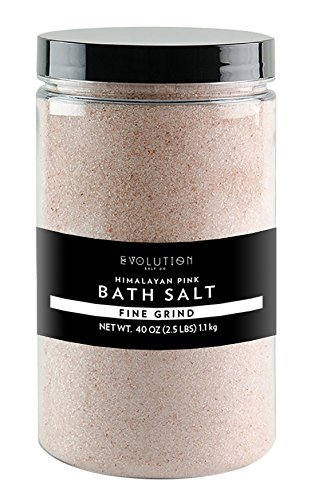 Evolution Salt-Bath Crystal Himalayan Salt Fine Grind
