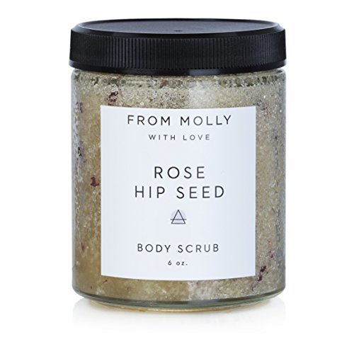 From Molly With Love-Rose Hip Seed Body Scrub