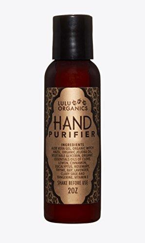 Lulu Organics-Organic Hand Purifier with Resistance Oil