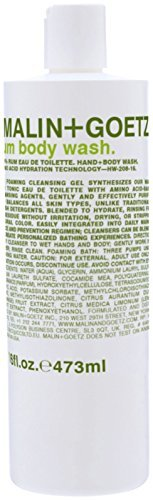 (Malin + Goetz)-Malin + Goetz Body Wash, Bergamot, 8 Ounce