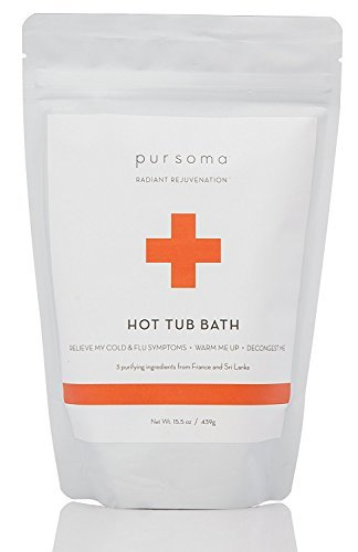 Pursoma-Common Cold + Flu Relief Bath Soak
