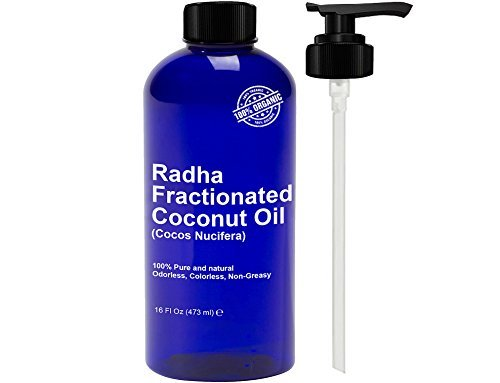 Radha Beauty-Fractionated Coconut Oil