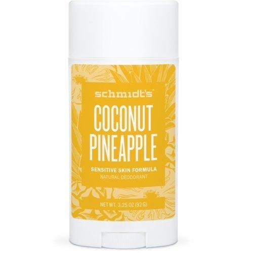 Schmidt's Deodorant-Coconut Pineapple Deodorant Stick