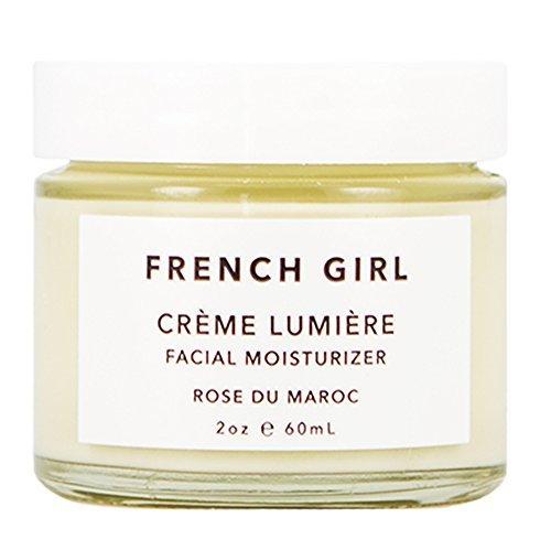 French Girl Organics-Rose Creme Lumiere Moisturizer