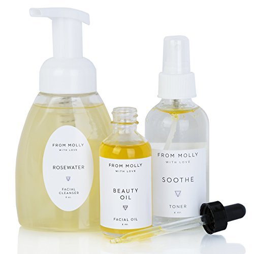 From Molly With Love-3 Step Organic Skin Care Set