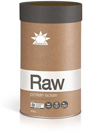 Amazonia-RAW Certified Organic Vegan Protein Isolate + Digestive Enzymes