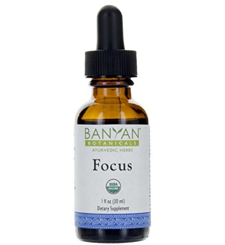 Banyan Botanicals-Focus Liquid Extract