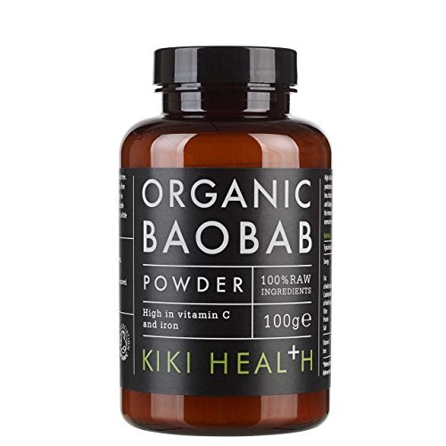 Kiki-Organic Baobab Powder - 100g