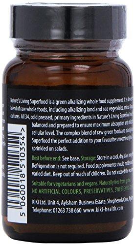 Kiki-Nature's Living Superfood Powder - 20g
