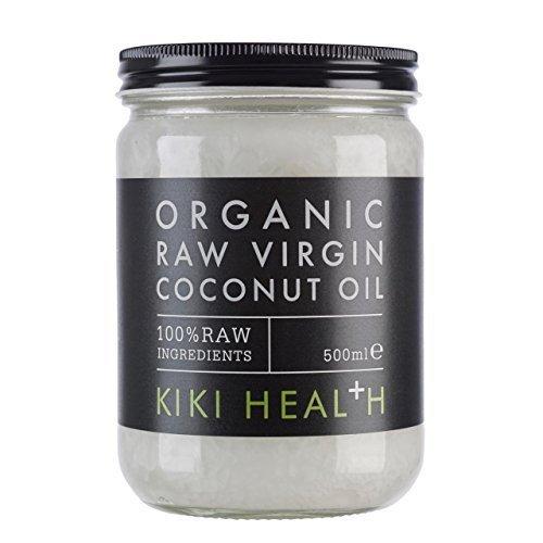 Kiki-Organic 100% Raw Coconut Oil