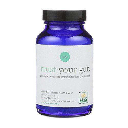 Ora Organic-Probiotic with Prebiotic - Capsules