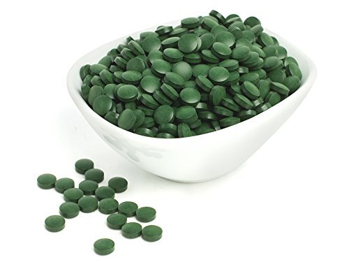 Sunfood-Spirulina/Chlorella Tablets