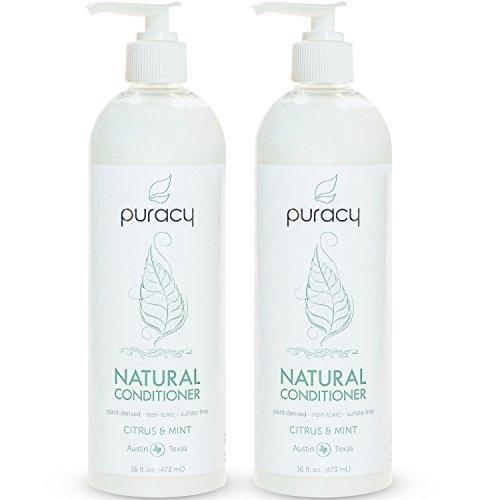 Puracy-Natural Conditioner Set