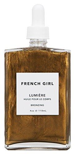 French Girl Organics-Organic and Vegan Bronzing Body Oil