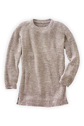 Fair Indigo-Fair Trade Organic Drop Shoulder Sweater