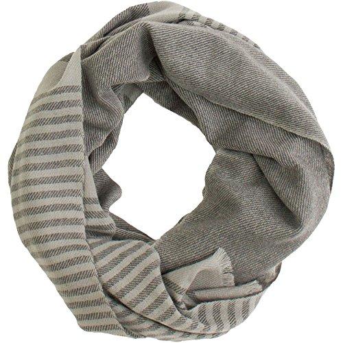 Graymarket Design-Cashmere Scarf  - Pala Stripes