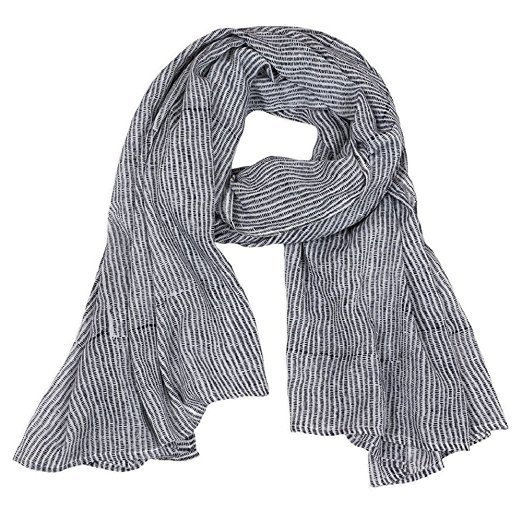 Graymarket-Cotton Scarf