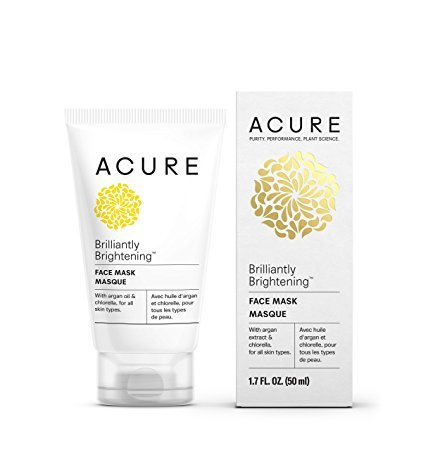 Acure-Brightening Face Mask