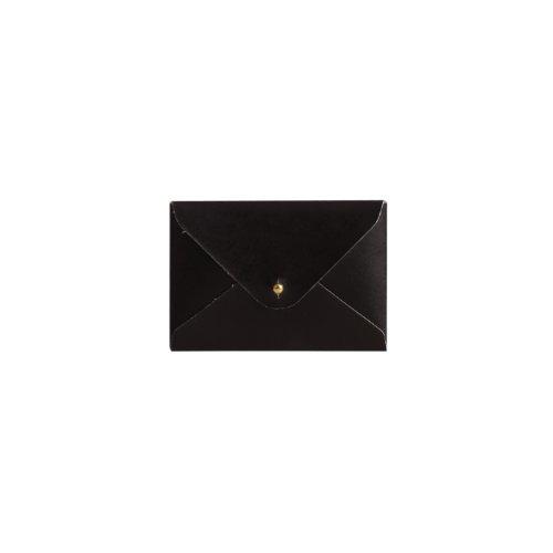 Paperthinks-Recycled Leather Mini Folder, 3.9 x 2.8