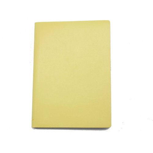Paperthinks-Pocket Slim Recycled Leather Notebook, 3.5 x 5