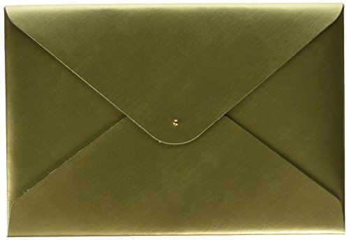 Paperthinks-9 x 13 Inch Recycled Leather File Folder