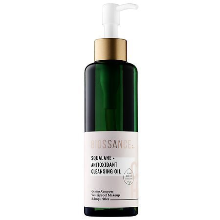 Biossance-Squalane + Antioxidant Cleansing Oil
