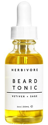 Herbivore Botanicals-Vetiver + Sage Beard and Face Oil