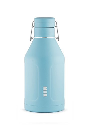 MiiR-Stainless Steel Insulated Growler Bottle, 64-Ounce