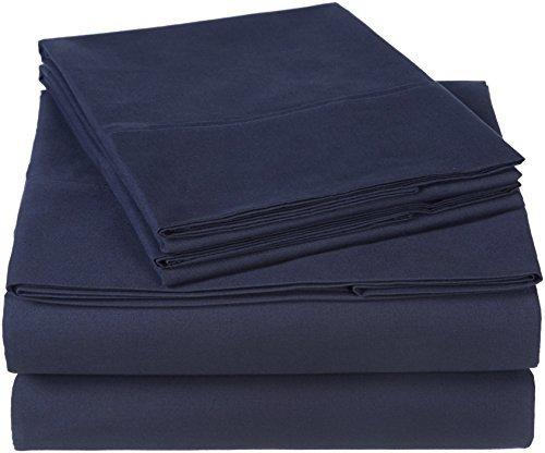 Pinzon by Amazon-Pinzon Organic Cotton Sheet Set - Multiple Mattress Sizes