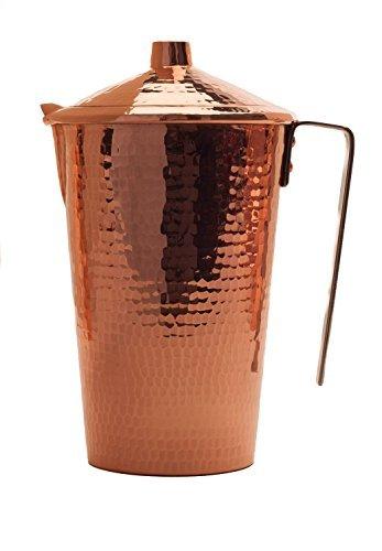 Sertodo Copper-Gangotri Ayurvedic Water Pitcher
