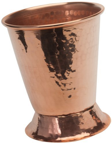 Sertodo Copper-Hand Hammered 100% Pure Copper, Derby Mint Julep Cup