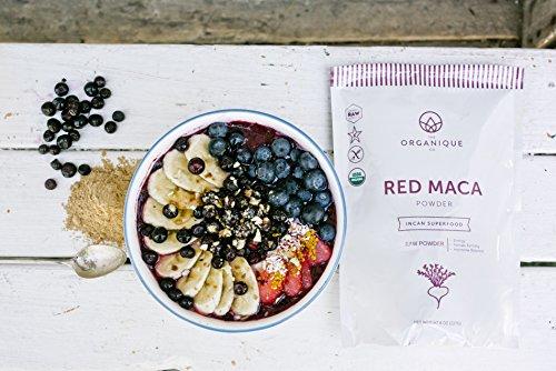 The Organique Co.-Organic + Raw Gelatinized Maca Powder