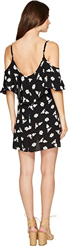 Flynn Skye-Grace Mini Dress Black Bunches
