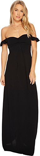Flynn Skye-Flynn Skye Women's Carla Maxi Dress Black Medium