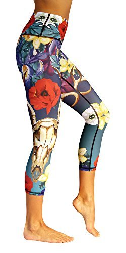 Yoga Democracy-Yoga Democracy Eco-Friendly Georgia Leggings