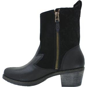 OLUKAI-OluKai Kaiulani - Womens Heeled Boot Black/Black - 10
