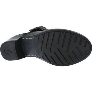 OLUKAI-OluKai Kaiulani - Womens Heeled Boot Black/Black - 10