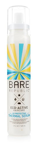 Bare Republic-UV Protecting Thermal Hair Serum 5 ounce