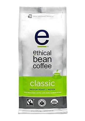 Ethical Bean Coffee-Fair Trade + Organic Ethical Bean Classic Coffee