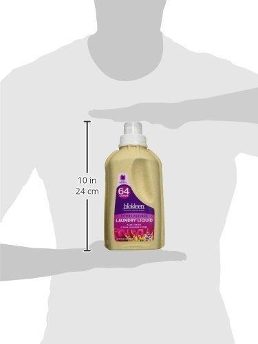 Biokleen-Biokleen Laundry Liquid, Citrus Essence, 32 oz - 64 HE Loads/32 Standard Loads (Pack of 6)